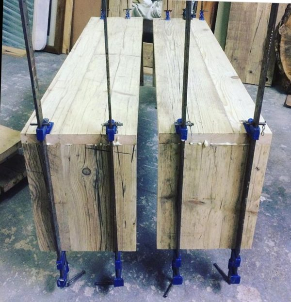 Scaffolding Furniture by Wings Furniture